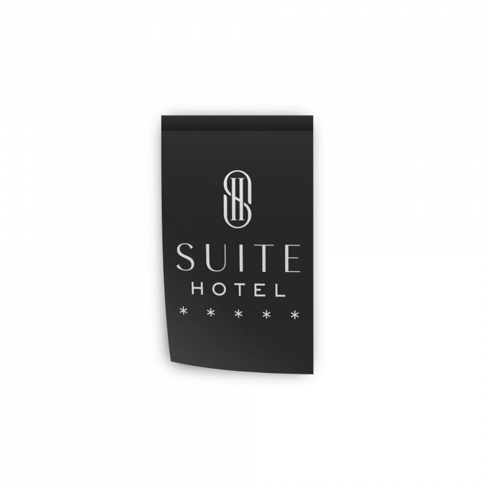 Suit Hotel Label
